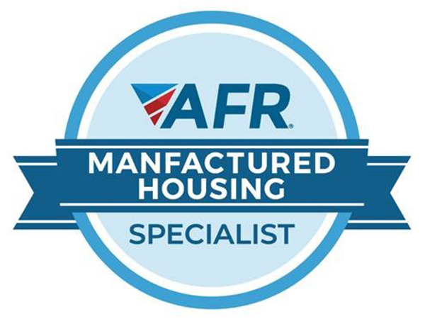 What are your manufactured home mortgage options?